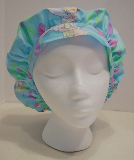 Disney Tinkerbell Surgical Scrub Hat