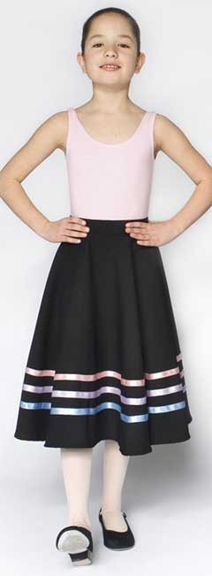Character Dance Skirt